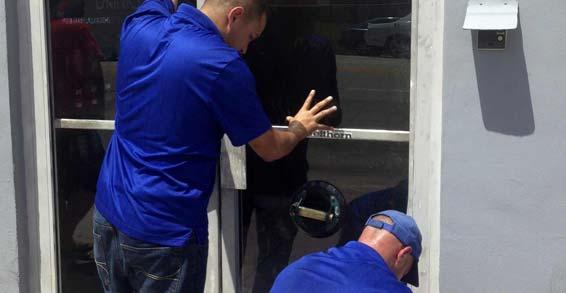 Entry Glass Repair Miami Ft. Lauderdale West Palm Beach, Fl