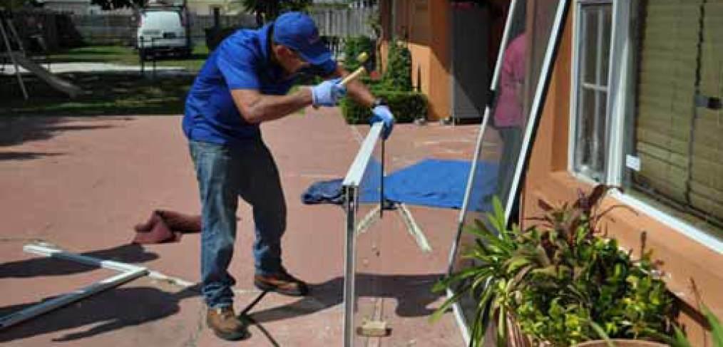 Sliding Glass Door Repair, Ft Lauderdale