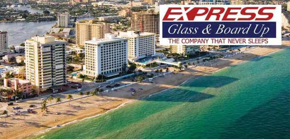 Fort Lauderale - Commercial and Residential Glass Repair