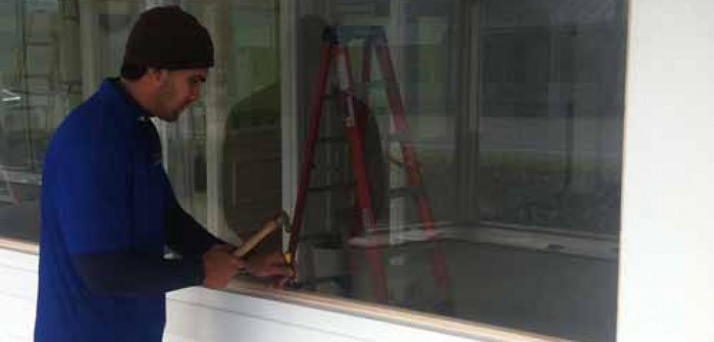 Glass Window Repair, Miami
