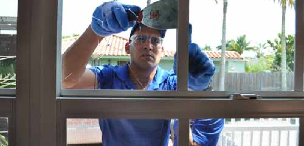 Boca Raton Glass Window Repair