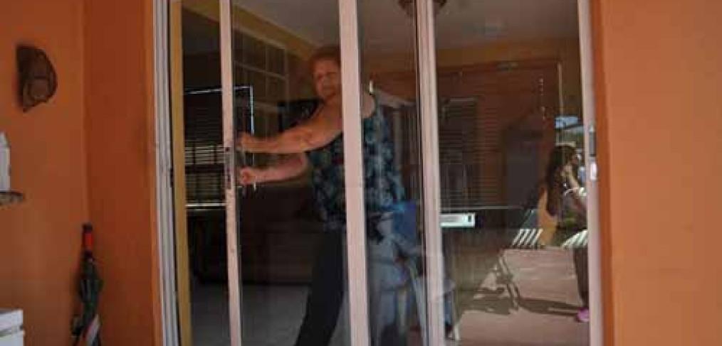 Sliding Door Repair, Miami, Florida