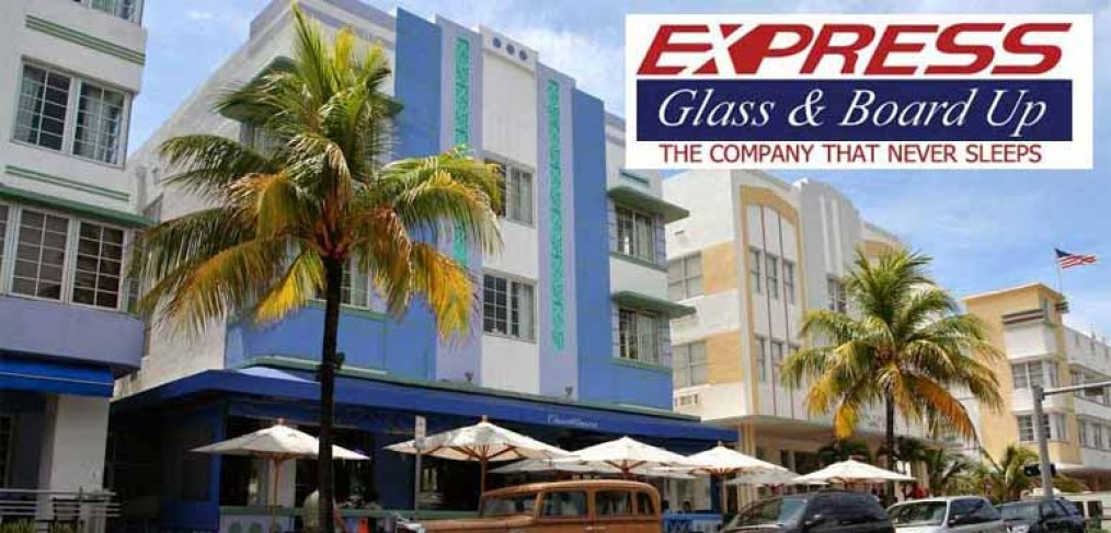 Leading Miami 24 Hour Glass Repair Service, Express Glass