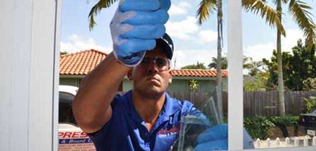Ft. Lauderdale Glass Window Repair