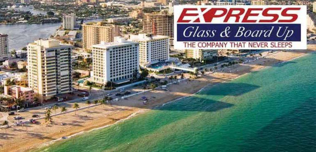Glass Window Repair Fort Lauderdale