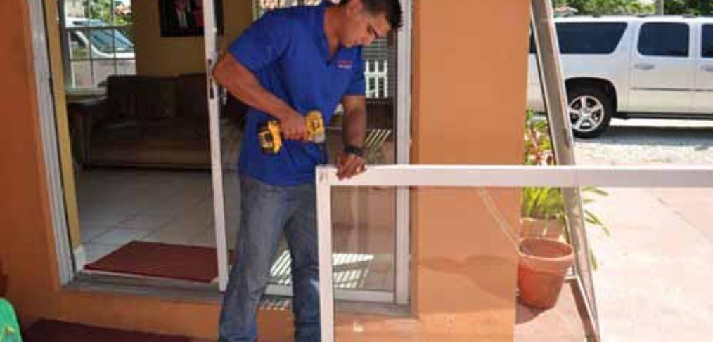 Amazing Sliding Glass Door Repair Miami