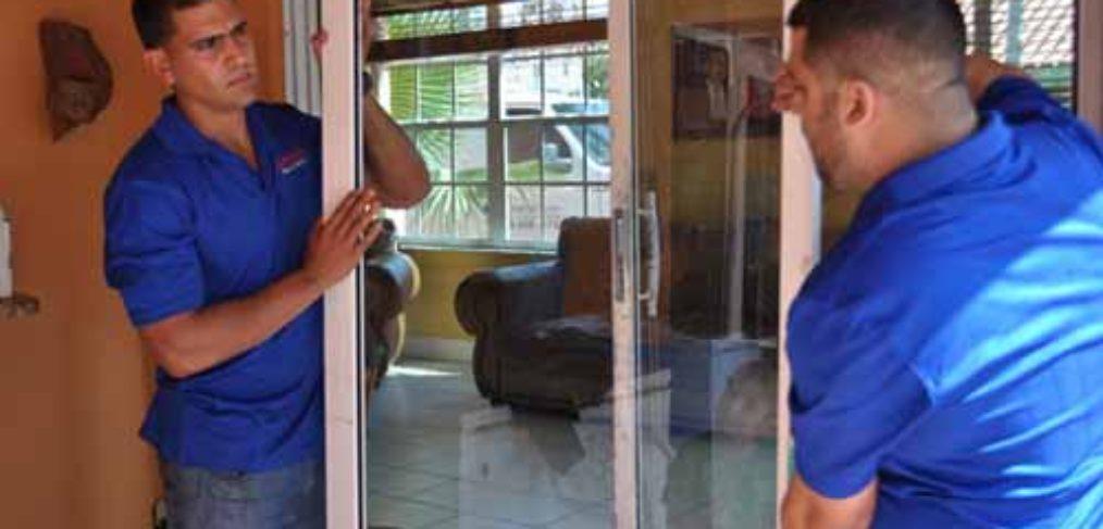 Sliding Glass Door Repair in Fort Lauderdale, Florida
