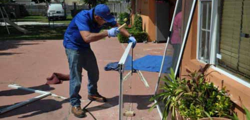 Boca Raton Sliding Glass Door repair