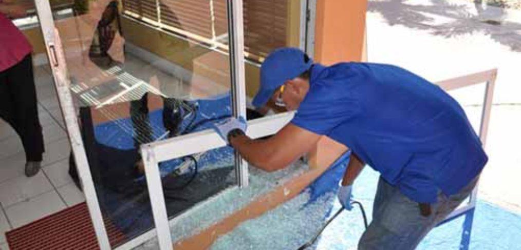 Ft. Lauderdale Florida Sliding Glass Repair